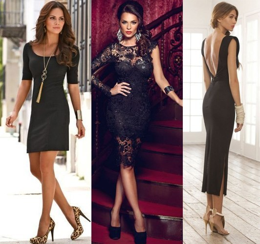 How to accessorise a black dress get here some stunning for Jewelry accessories for black dress