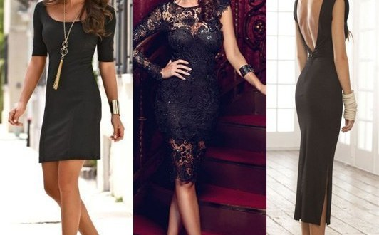 How To Accessorise A Black Dress Get Here Some Stunning Ideas